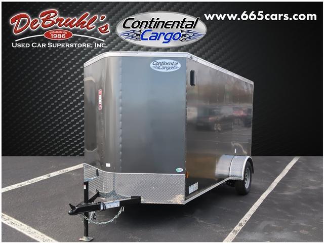 2020 Continental Cargo CC6x12SA