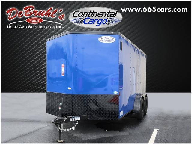 2020 Continental Cargo CC7X14TA2