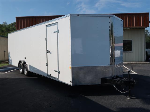 2020 Continental Cargo 8.5X28 TA Enclosed Cargo Trailer