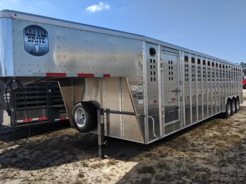 2020 Merrit Trailers GN Livestock Trailer