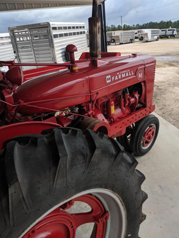 2020 McCormick Farmall Tractor