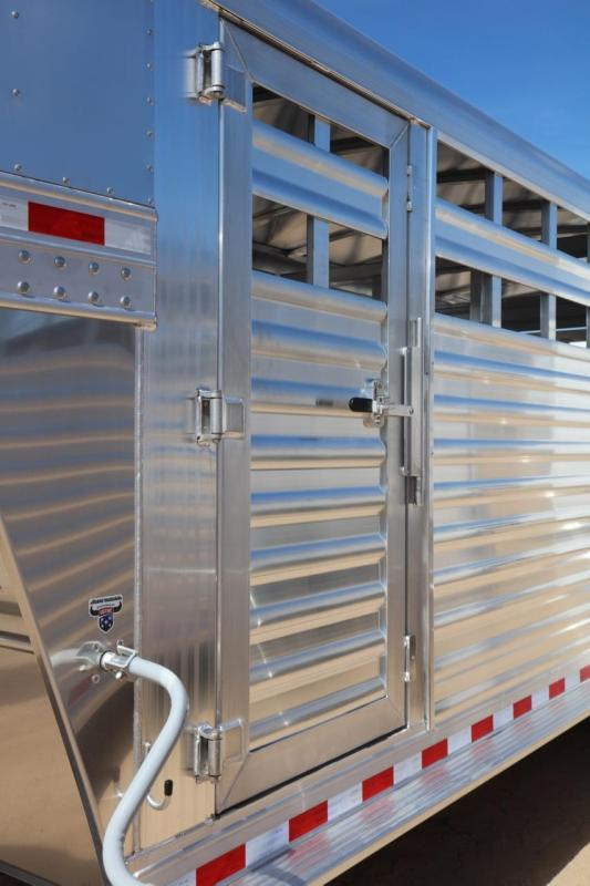 2019 Elite Stock Livestock Trailer