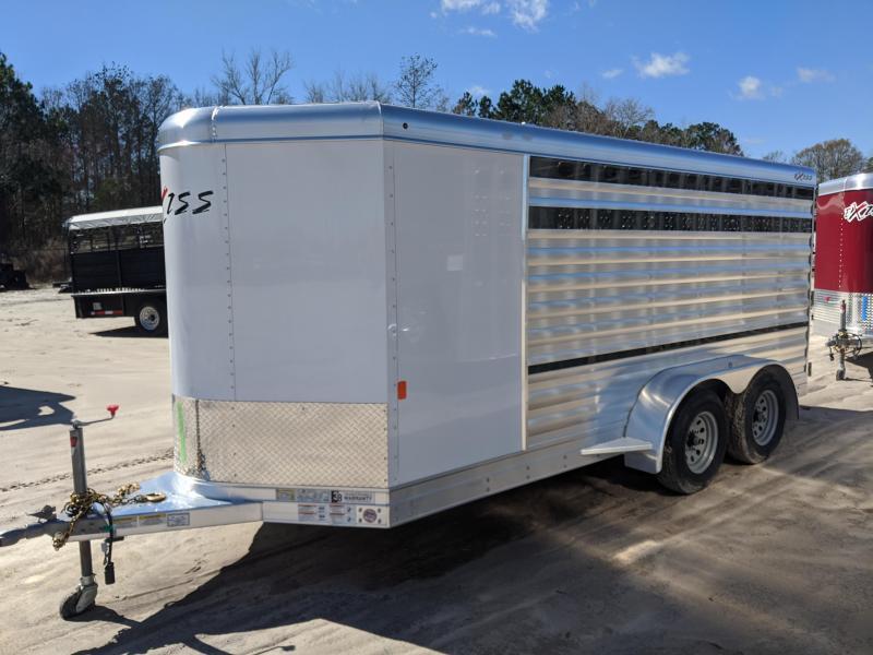 2020 Exiss Trailers Mini STC Livestock Trailer