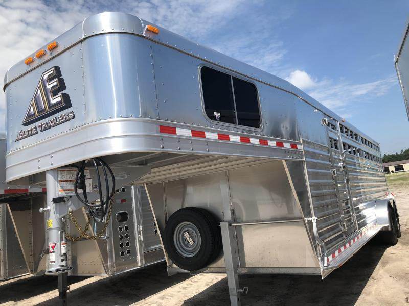 2019 Elite Show Cattle Trailer