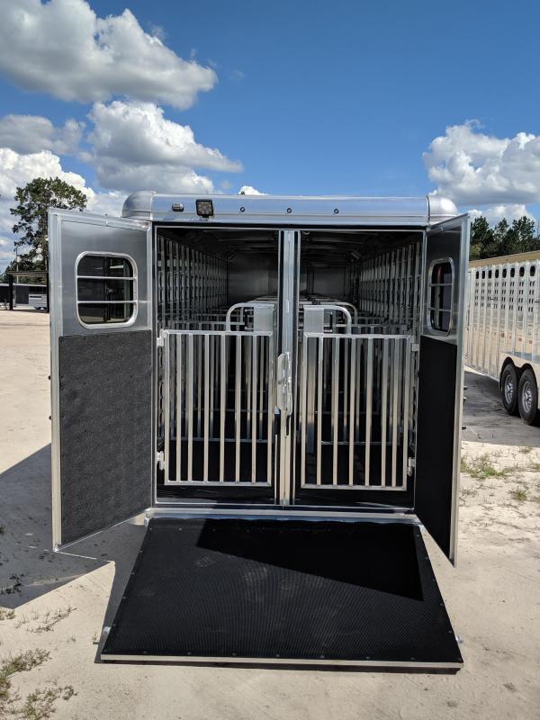 2019 Hart Trailers X10G Livestock Trailer