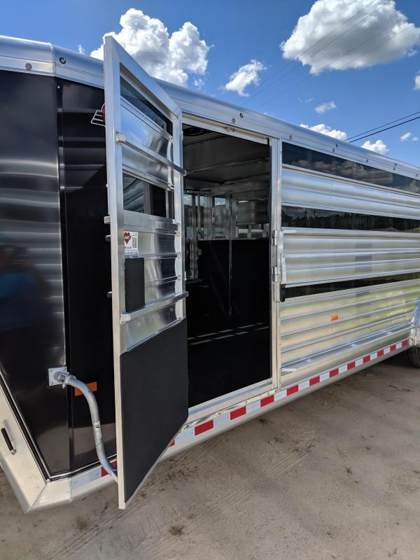 2019 Hart Trailers X24G Livestock Trailer