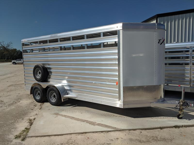 2020 Exiss Trailers Express Livestock Trailer