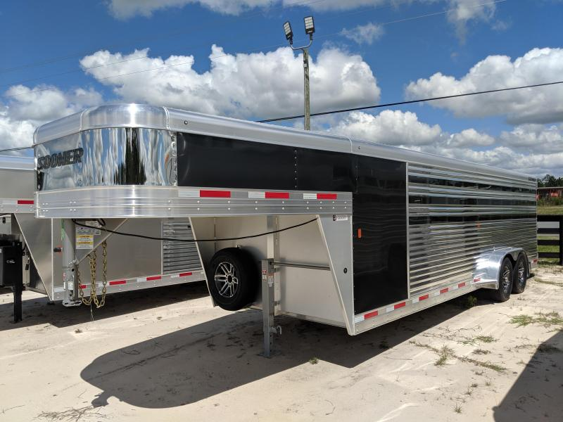 2020 Sooner Select 7024 Livestock Trailer