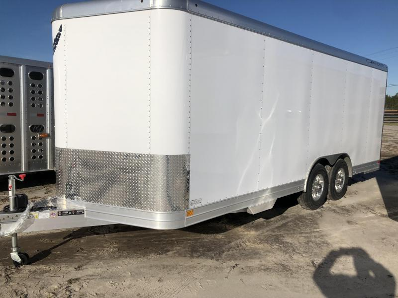 2019 Featherlite Enclosed Car Trailer