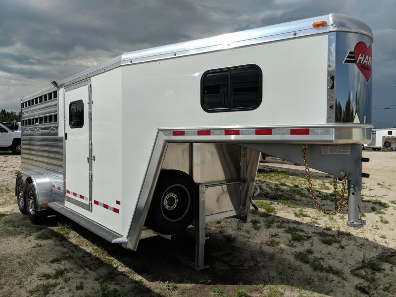 2019 Hart Trailers 6804KG Livestock Trailer