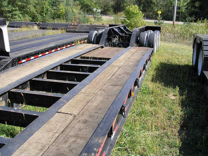 2014 Pitts 52 ton Low Boy