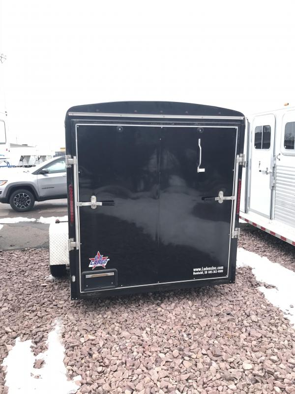 2016 US Cargo 6x12 Enclosed Cargo Trailer