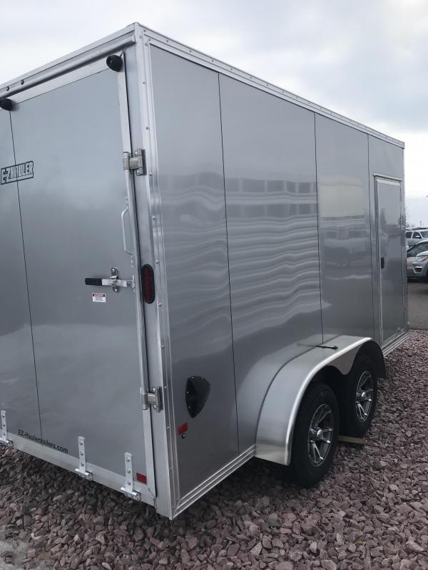 2020 EZ Hauler 7'x14' Enclosed Cargo Trailer