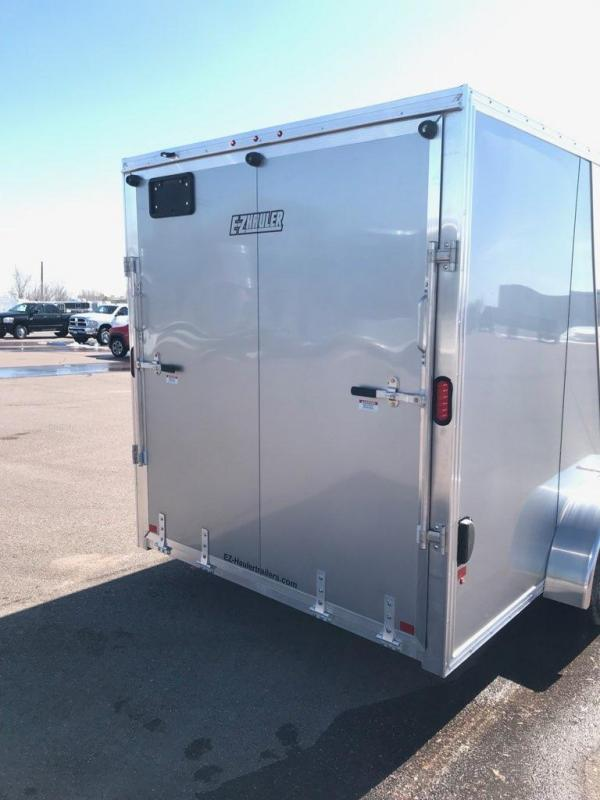 2019 EZ Hauler 16' Enclosed Trailer
