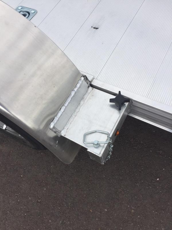 2018 Mission 20' Open Car Hauler