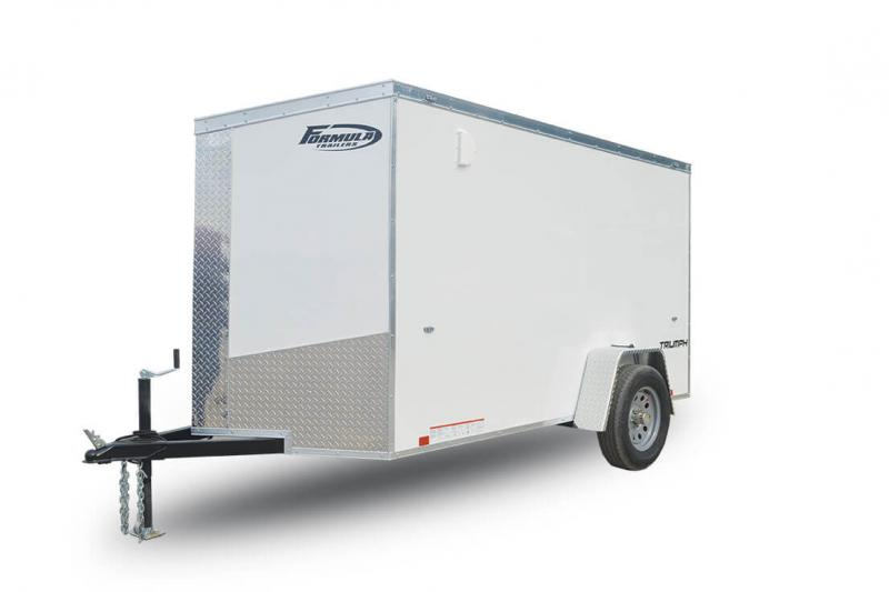 2020 Formula Trailers Triumph 6x12SI2 Enclosed Cargo Trailer