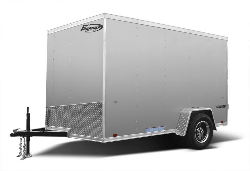 2020 Formula Trailers Conquest 6x10SI2 Enclosed Cargo Trailer