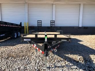 Price Reduced! 2019 Sure-Trac 7 x 18 Implement 14K Trailer