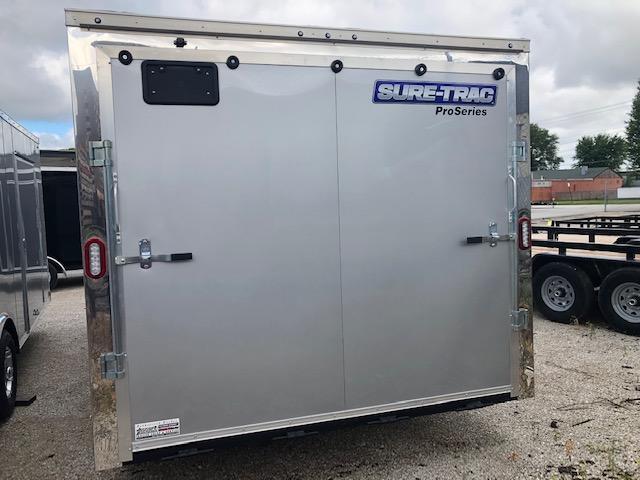 2020 Sure-Trac 8.5x18 Pro Series Wedge C. Hauler TA 10K