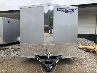 2019 Sure-Trac 8.5 x 20 Wedge Cargo TA 7K Trailer
