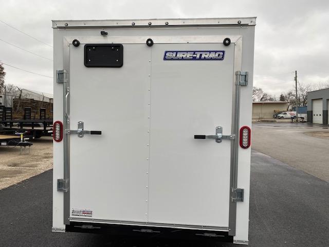 2020 Sure-Trac 6 x 12 Enclosed Wedge  Single Axle