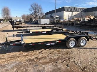 2019 Sure-Trac 7 x 18 Implement 10K Trailer