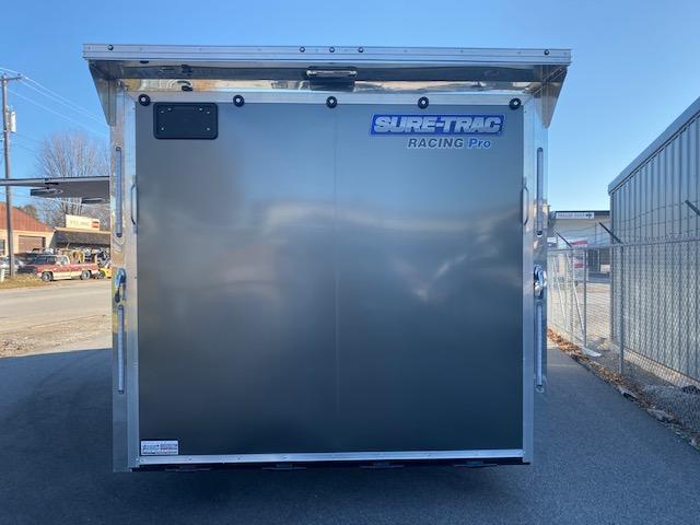 2020 Sure-Trac 8.5x24 Racing Pro Car Hauler  10K