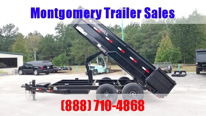 2020 Iron Bull DTB8314072 Dump Trailer