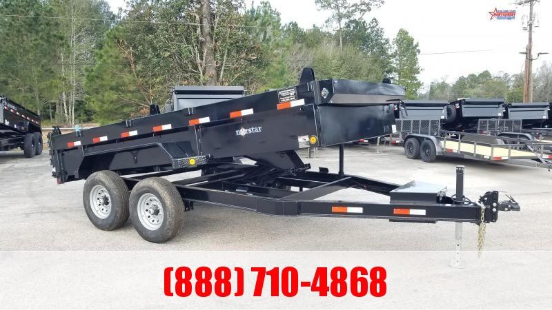 2020 Iron Bull DXB8314072 Dump Trailer