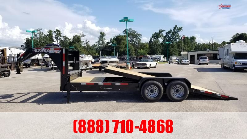 2019Texas Pride Trailers TILT TRAILER Equipment Trailer