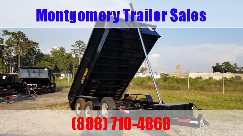 2020 U.S. Built 7X14X2 DUMP TRAILER BP 14K Dump Trailer