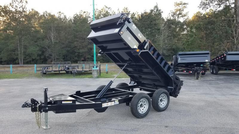 2020 Norstar DXB07 Dump Trailer
