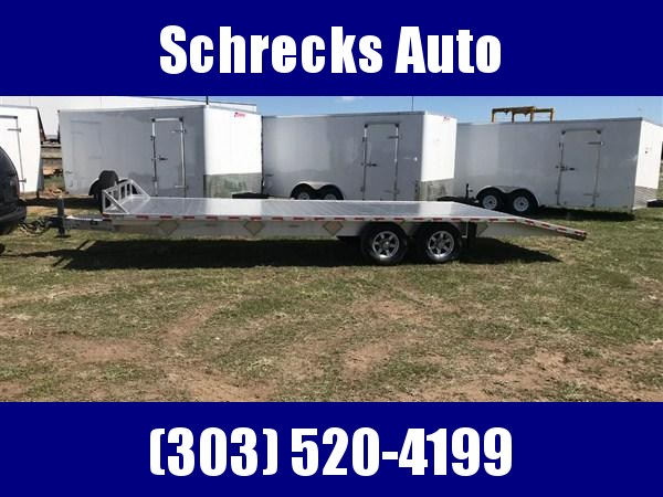 "2019 Sundowner 96"" x 24' Car Hauler 10K Trailer"