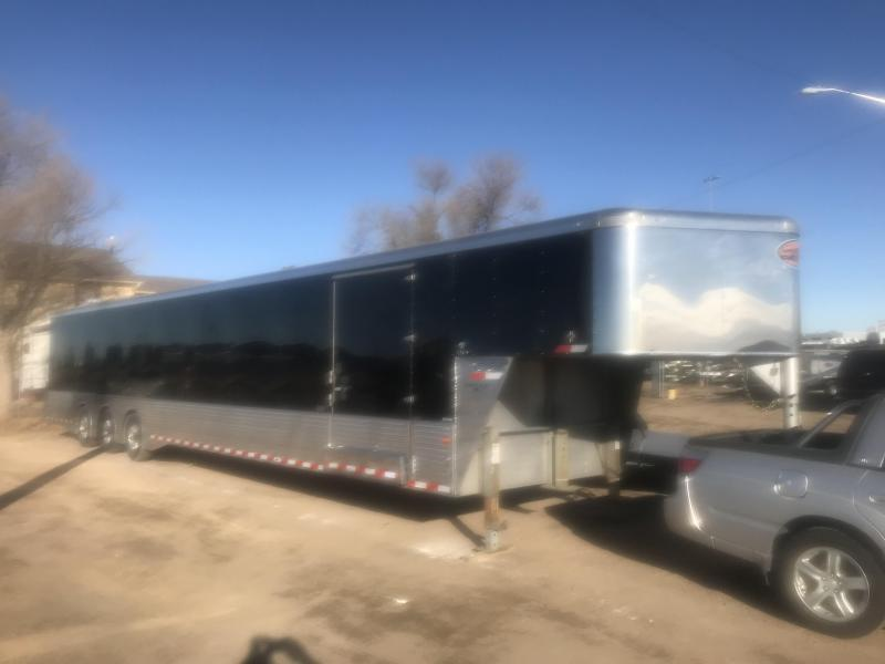 2017 Sundowner Trailers Transporter Enclosed Cargo Trailer