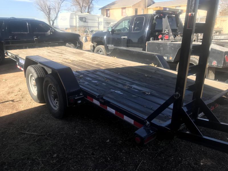 2016 Load Trail 20 foot equipment trailer