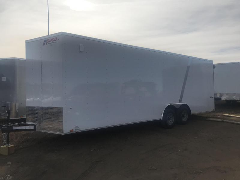 2020 Pace American Outback Cargo Enclosed Cargo Trailer