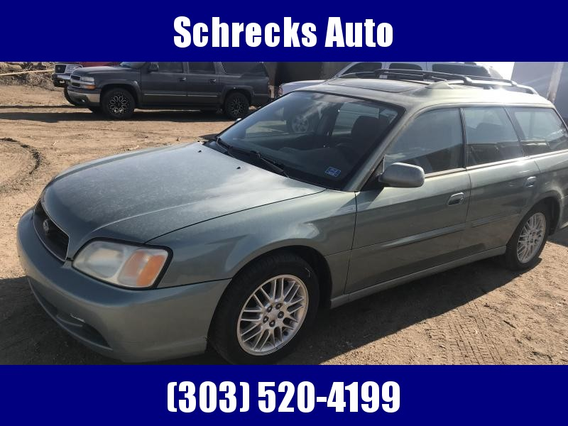 2004 Subaru Legacy Wagon L 35th Anniversary Edition