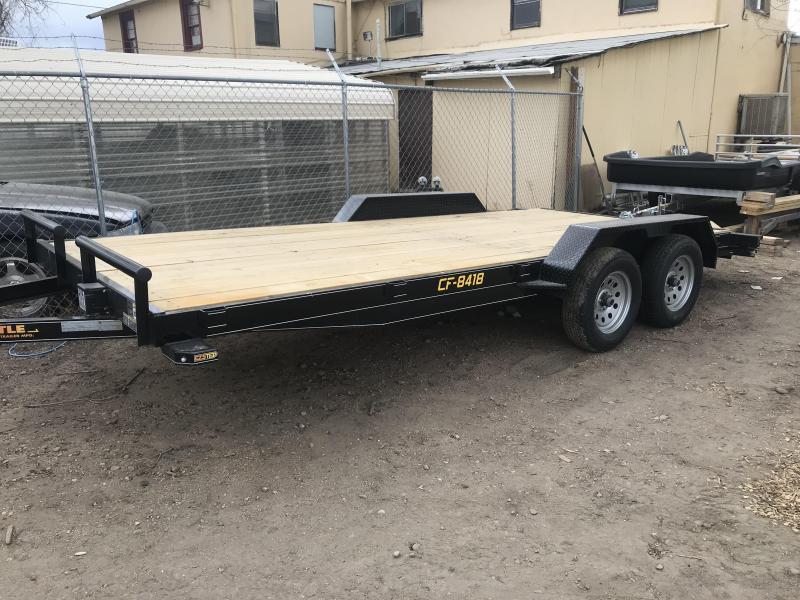 2020 Doolittle Trailer Mfg 84x18 car hauler Car / Racing Trailer
