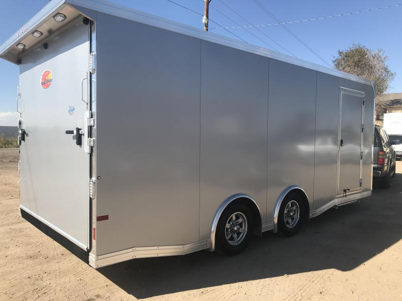 2020 Sundowner Trailers Race Light Car / Racing Trailer