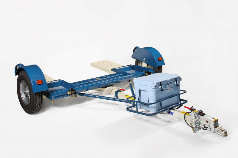 2019 Stehl ST80TD electric brake Tow Dolly Dollie