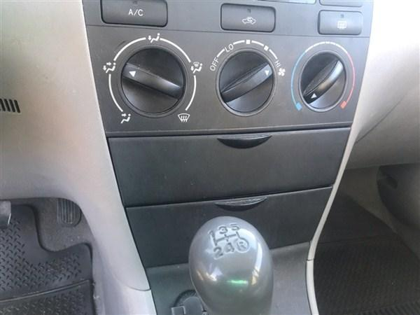 2003 Toyota Corolla CE 1.8L L4 DOHC 16V