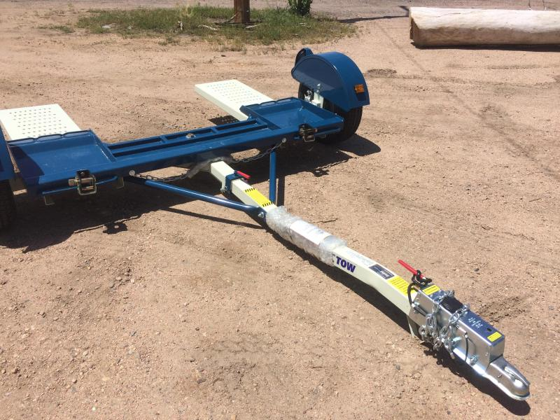 2019 Stehl ST80TD non brake Tow Dolly Dollie