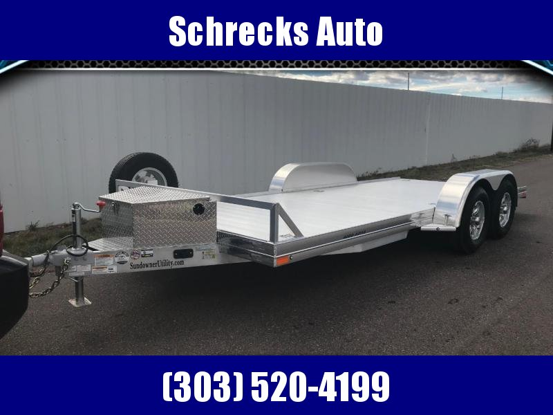 2020 Sundowner AP4000 18' All Purpose Car Hauler Trailer