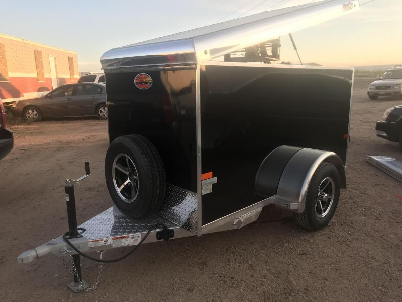 2020 Sundowner Trailers Mini Go Enclosed Cargo Trailer
