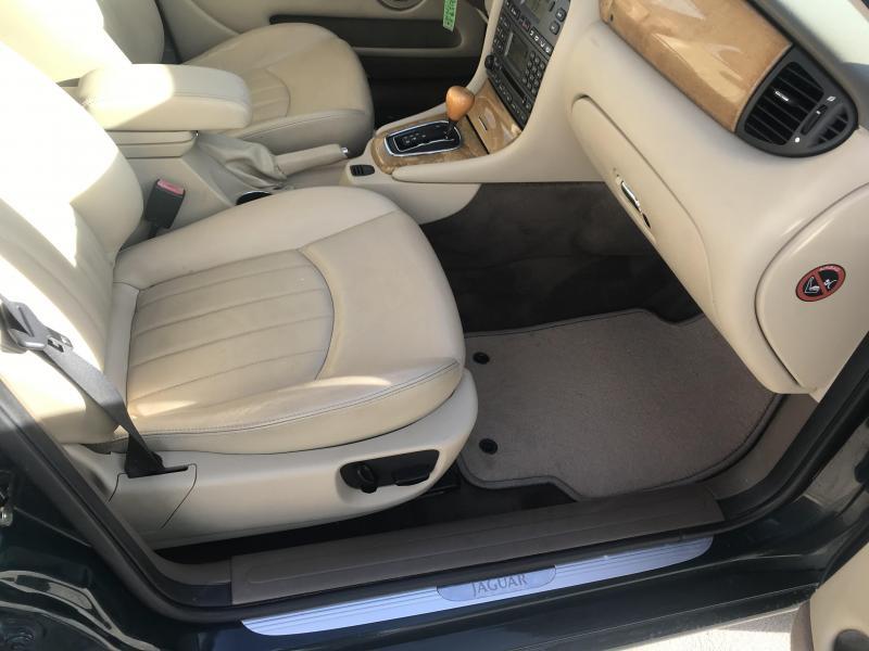 2005 Jaguar X-Type 3.0L V6 DOHC 24V