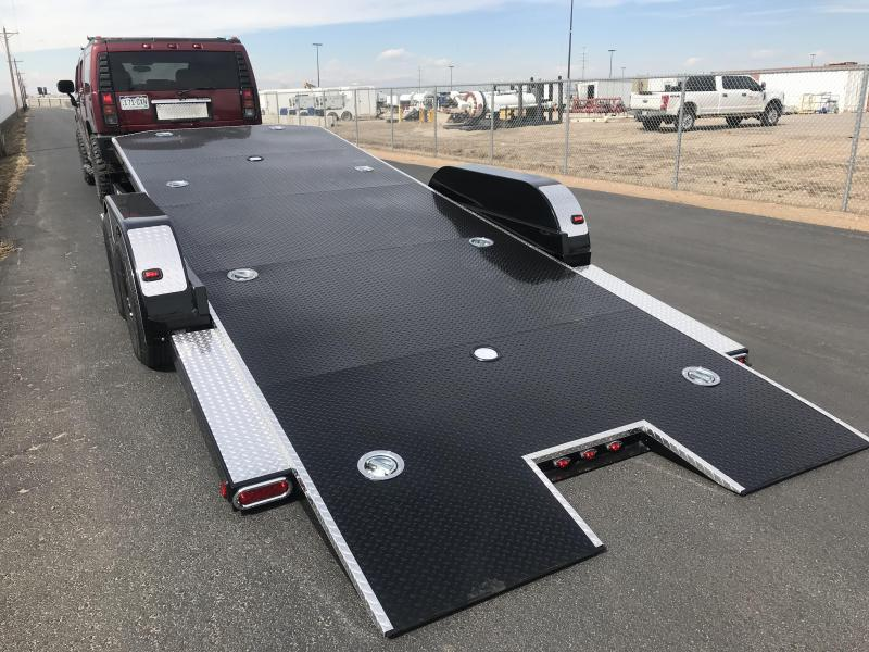 2020 102 Ironworks Eliminator Car / Racing Trailer