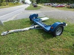 2020 Stehl ST80TD hydraulic brake Tow Dolly Dollie