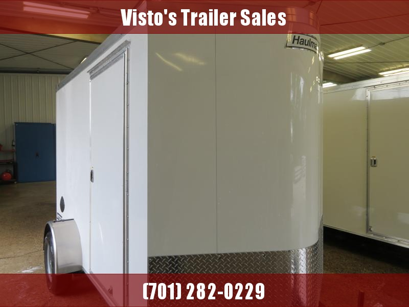 2019 Haulmark 6'X10' Enclosed Trailer TSV610