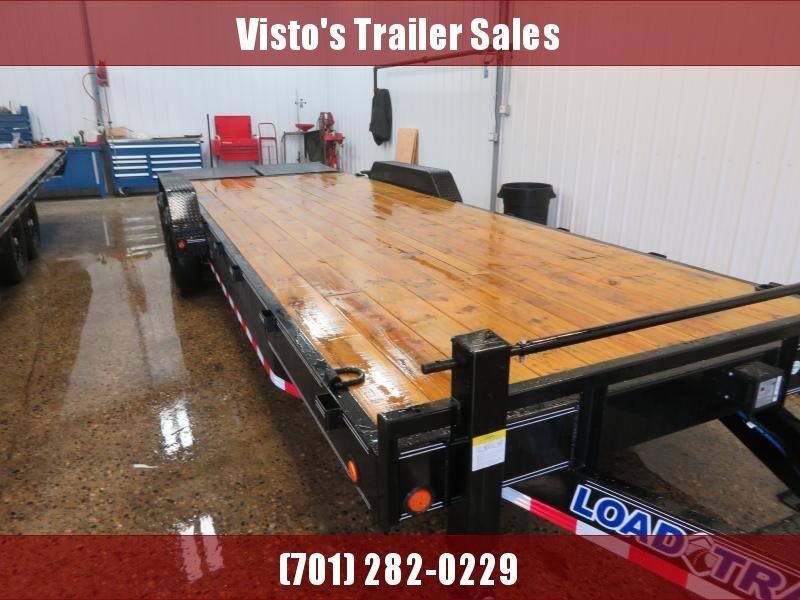 2020 Load Trail 83''X24' Equipment Trailer CH832414K