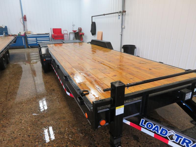2020 Load Trail 83''X24' Equipment Trailer CH832414K